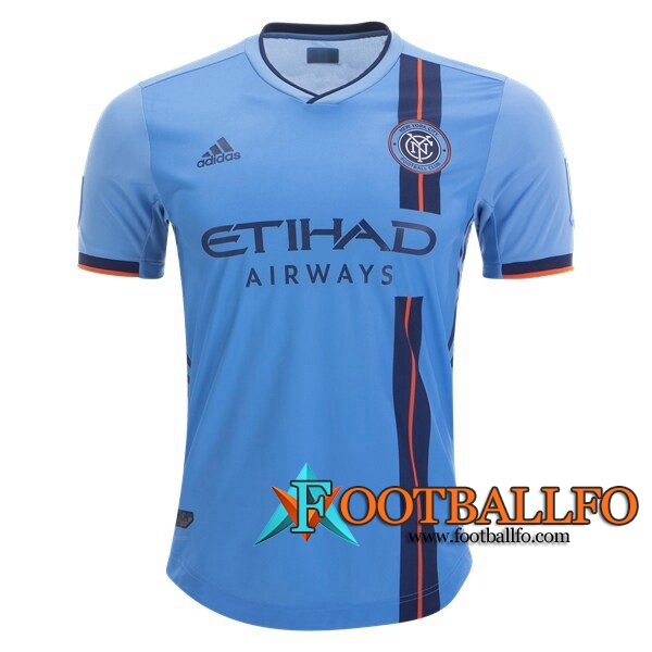 Camisetas Futbol New York City Primera 2019/2020