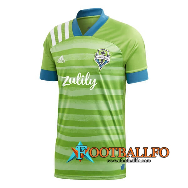 Camisetas Futbol FC Seattle Sounders Primera 2020/2021