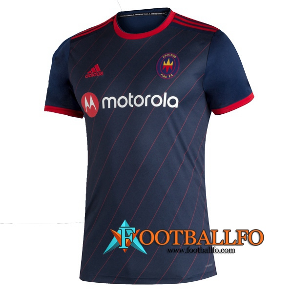 Camisetas Futbol Chicago Fire FC Primera 2020/2021