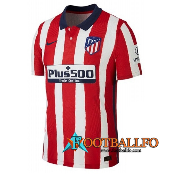 Camisetas Futbol Atletico Madrid Primera Version Fuga 2020/2021